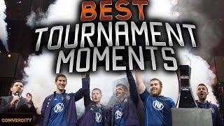 TOP 15 TOURNAMENT MOMENTS IN COD HISTORY! (ALL CODS)