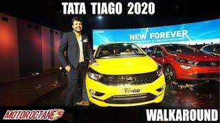 2020 Tata Tiago BS6 Walkaround   Hindi   Motoroctane