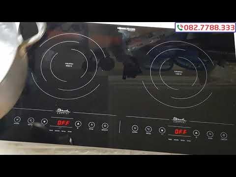 ✆ 082.7788333 - Giới thiệu và hướng dẫn sử dụng bếp từ Rommelsbacher CT 3410 in