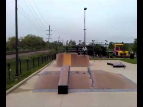 des plaines skate park