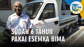 6 Tahun Dwi Budhi Memakai Mobil Esemka Bima, Buktikan Ketangguhan Mobil Buatan Anak Bangsa