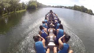 Toronto International Dragon Boat Festival 2014--RDBC Rams1 Race 15