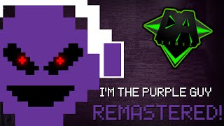 FNAF 3 SONG (I'm The Purple Guy) REMASTERED! - DAGames