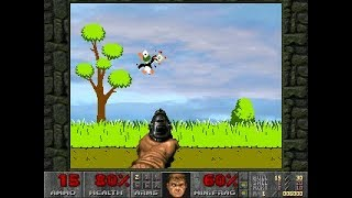 Duck Doom Deluxe - PC Gameplay (Brutal & Funny Game!) (DOWNLOAD LINK BELOW!)