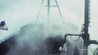 Epic Storm: Bering Sea Crab boat rides it out.