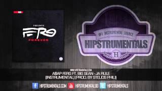 A$AP Ferg Ft. Big Sean - Ja Rule [Instrumental] (Prod. By Stelios Phili) + DOWNLOAD LINK