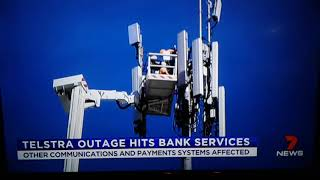 Telstra Outage.... Australia Wide!!
