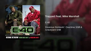 """Trapped"" Feat.  Mike Marshall"