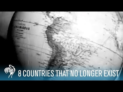 These eight countries disappeared off the world map