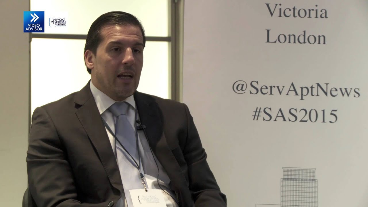 SAS2015 interviews: Filippo Sona, Colliers International