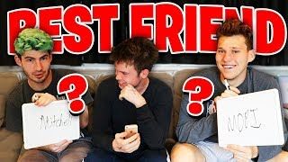 BEST FRIEND CHALLENGE!!! JESSER VS MOPI