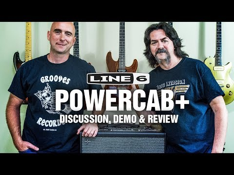 Line 6 Powercab Plus Discussion Demo & Review