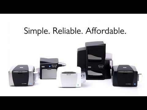 Línea de impresoras HID® FARGO™ - EMACS