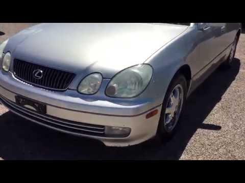 2003 Lexus GS 430 Wheel Kinetics