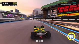 Trackmania Turbo gold improved