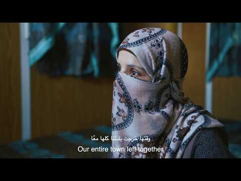#AWomanEvenHere: the story of Reem, a Syrian refugee in Jordan
