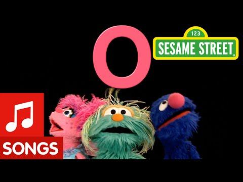 Sesame Street: Letter O Song (Letter of the Day Song)