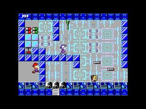 Sega Master System Longplay - Gaegujangi Kkachi (개구장이 까치) (1993) Hi-Com