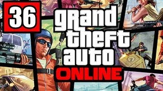 GTA 5 Online: The Daryl Hump Chronicles Pt.36 -    GTA 5 Funny Moments