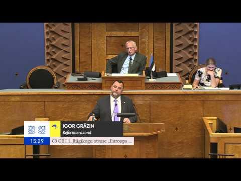 Riigikogu erakorraline istung, 18. august 2015