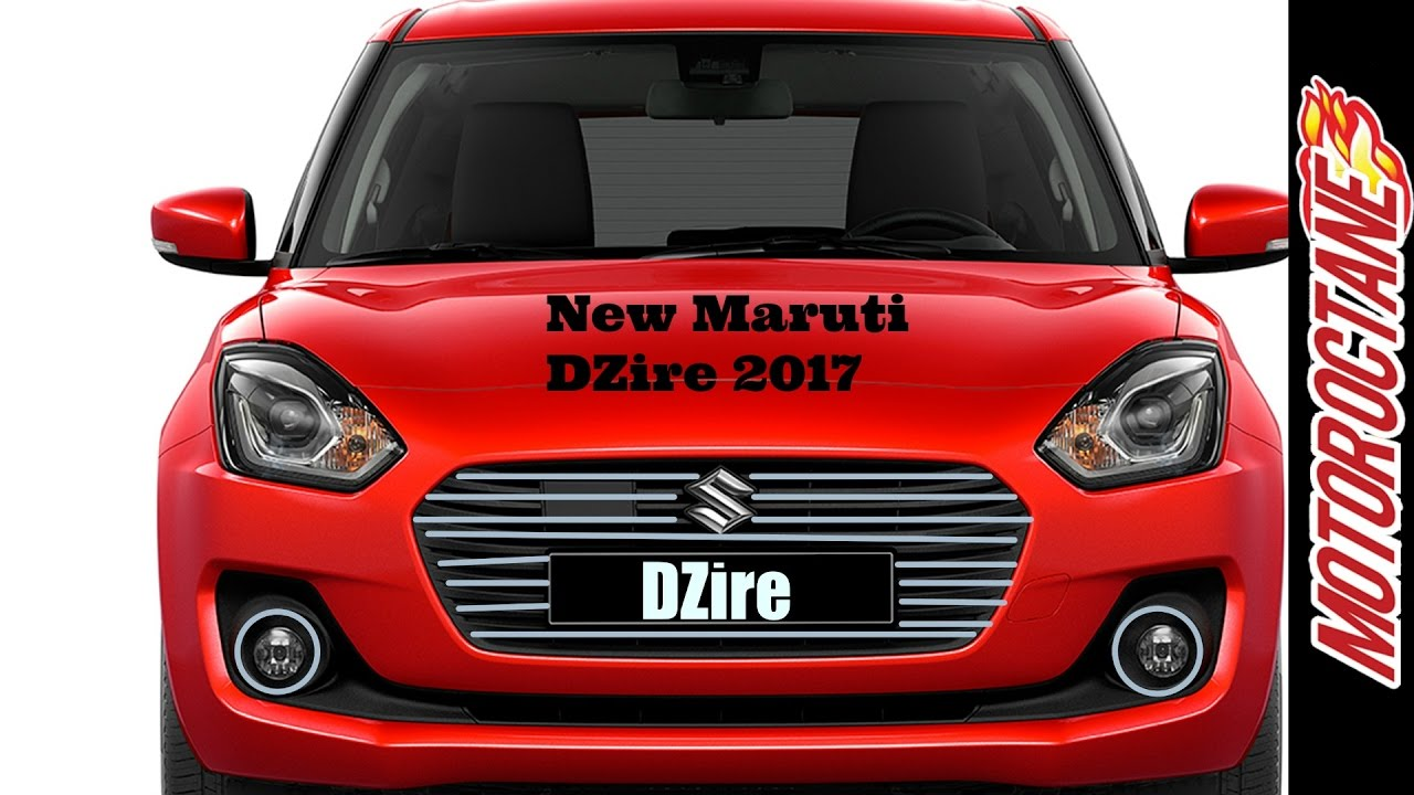 Motoroctane Youtube Video - New Maruti Swift DZire 2017 - Hindi