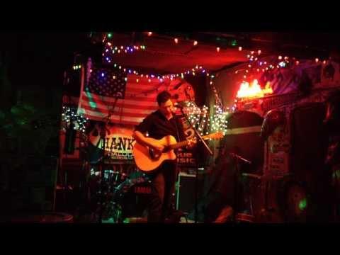 Bryan Lisa @ Hank's Saloon, Brooklyn, NY: 1/29/14