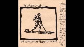 Propagandhi / I-Spy - I'd Rather Be Flag Burning (Full Album)