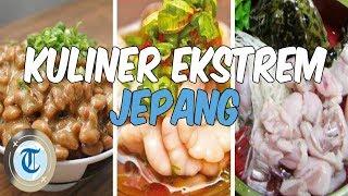 7 Kuliner Ekstrem di Jepang, dari Natto hingga Daging Ikan Paus