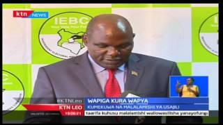Zaidi ya Wakenya milioni tatu wamejisajili kupiga kura kulingana na takwimu za IEBC