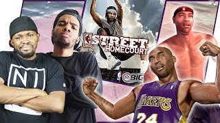 BROTHERS FACE-OFF! EPIC STREET BALL BATTLE! - NBA Street Homecourt Gameplay   #ThrowbackThursday