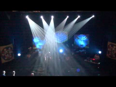 Blue Martian Tribe - 2011 Frostival - Backwards - NEW TUNE.wmv