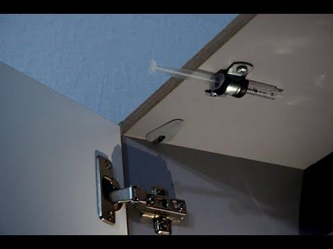 DIY | Soft Close Door Damper - Shock Absorber