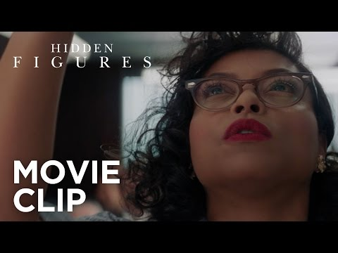 "Hidden Figures | ""Give or Take"" Clip [HD] 