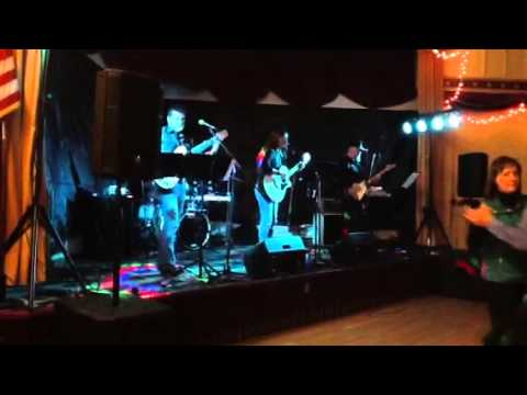 Whiskey River band cover crazy