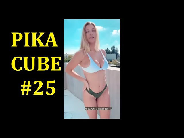 НАРЕЗКА ВИДЕО ПРИКОЛОВ PIKA CUBE #25