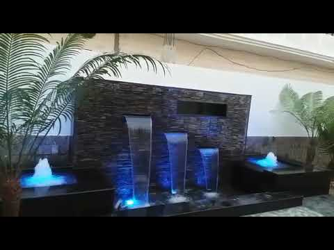 Indoor Ball Fountain