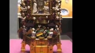 Священная реликвия с шипом из венца Иисуса Христа