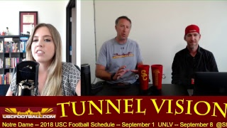 Tunnel Vision - USC Fall Camp Preview