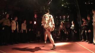WAACK D circle / FUNKY CHICKEN 2017 DANCE BATTLE