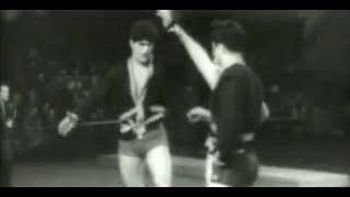 САМБО В СССР: 13 Чемпионат СССР по самбо 1959 года в Москве
