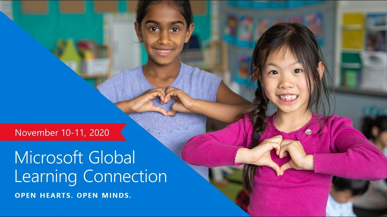 How students came together with Microsoft Global Learning Connection