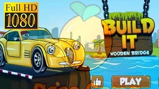 Build River Wooden Bridge Game Review 1080P Official Dozegame