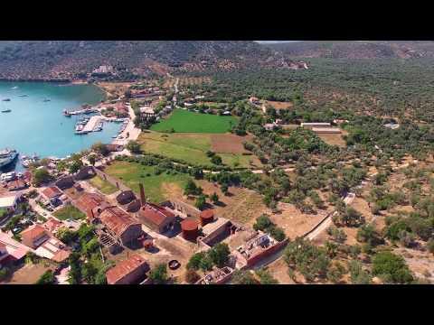 Skala Loutron, Mytilene, Lesvos - Available For Touristic Or Other Development Plan