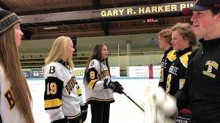 Burnsville Hockey Presents: Boys V. Girls Dance/Celly Battle