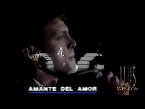 Luis Miguel - Amante del Amor - Auditorio Nacional 1992