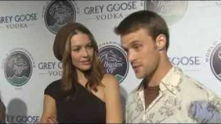 BC GG 11 5 09 Band From TV Jesse Spencer Louise Griffiths