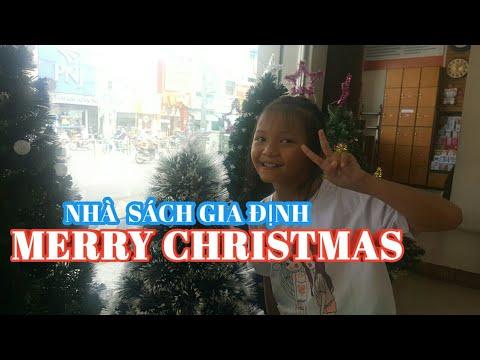 Merry Christmas | Nhà  Sách Gia  Định | Saigon | Nhu Y