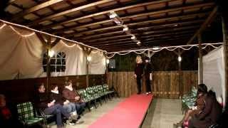 """Madame Divot Travestie - SCHMUCKPRÄSENTATION 2012 - """"Weihnachtsfunkeln"""""""