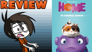 Home (DreamWorks Animation) - REVIEW