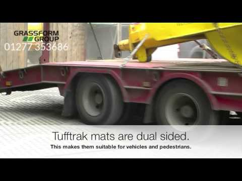 Tufftrak – Heavy Duty Matting